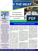 SAPS Gauteng Province - On the Beat