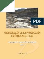 Arqueologia de La Produccion en Epoca Medieval-libre