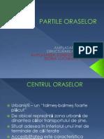 3.1. Partile Oraselor Teoria Locurilor Centrale