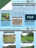 wilson creek poster
