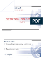Networking Devices - Topic 3