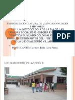PRESENTACIÓN CARMENTESIS DE LICENCIATURA DE CIENCIAS SOCIALES E HISTORIA.pptx