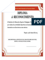 Diploma Muni