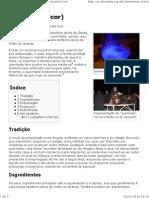Queimada (Licor) – Wikipédia, A Enciclopédia Livre