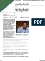 Eliza Samudio Está Enterrada Perto de Aeroporto Em MG, Diz Primo de Bruno - Notícias - Cotidiano