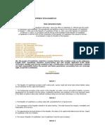 Kazakhstan Constitution 2011 English