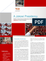 A Jokowi Presidency in Indonesia