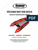 Seamax Boat Manual English French2012Web