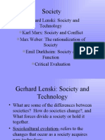 Chapter 4 Society