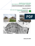 Final Design Report for Robert Moses Parkway - South