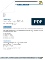 Gabarito EFOMM 2012 Matemática