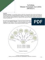 Tutorial Módulo Transceptor de 2.4Ghz - nRF24L01+