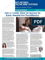 NICU Only One in Jersey to  Earn Award for Excellence