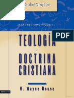 teologia y doctrina cristiana