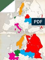 A Europa e a União Europeia