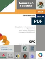 GRR Dismenorrea