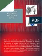 Psicología Forense vs Psicología Clínica