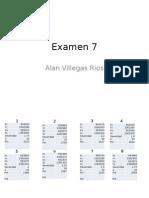 """Examen pozo en """"J"""""""