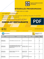 Restaurante - Aip Manual 2014 0