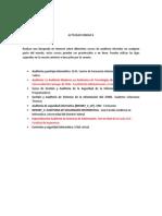 Actividad Unidad 4 Auditoria Infor