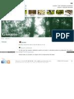 Www Bosques Naturales Com GlosarioI ASP