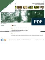 Www Bosques Naturales Com GlosarioE ASP