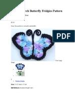 Model Croseta Fluture Monarh