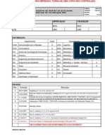 Manual de Sistema de Gestão de Qualidade Toledo