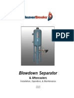 750-326 OM Blowdown Separator 04-10