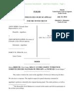 Kerr Order Denying Petition en Banc