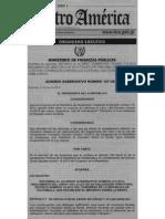 Acuerdo 167-2014