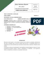 Guía Curricular Castellano 1º III Periodo - Luz Stella Hernández