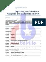 Hyperlinked Text of New Approach Oregon Marijuana Legalization Initiative