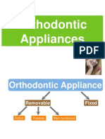 Orthodontic Appliances or 411