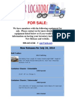 New Release - July 24, 2014
