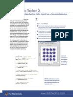 Communications Toolbox 3.5