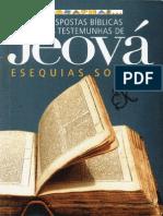 Esequias Soares Respostas Bíblicas Às Testemunha de Jeová (Esequias Soares)