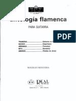 Rogelio Reguera, Antologia Flamenca 1 guitarra