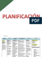 planificacin por asignatura competencias estrategias metodologicas evaluacion y recursos