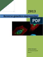 Reverse Genetics