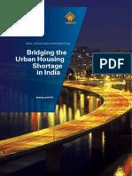 Urban Housing Shortage in India
