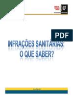 Infrações SanitáRias - O Que Saber
