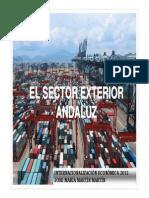 Sector Exterior and a Luz