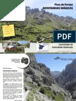 Montes e Vales Picos Da Europa