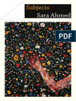 Willful Subjects by Sara Ahmed