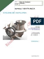 Offre Commerciale Cyclone Ventilation Devis 001 Rev 00