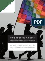 Rhythms of the Pachakuti by Raquel Gutierrez Aguilar