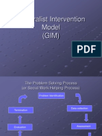 Generalist Intervention Model(GIM)