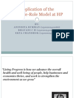online store 2ddfd 0e48b Application of the Multiple-Role Model at HP