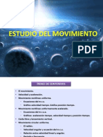 Estudio Del Movimiento 4º